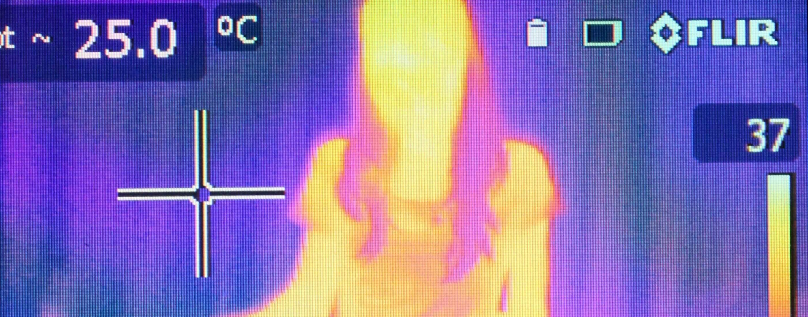 Cámara termográfica o Termómetro infrarrojo, ¿cuál sirve a tu empresa?